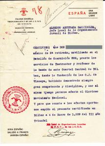 Compases rasgados: la Sinfónica de Bilbao en la Guerra Civil
