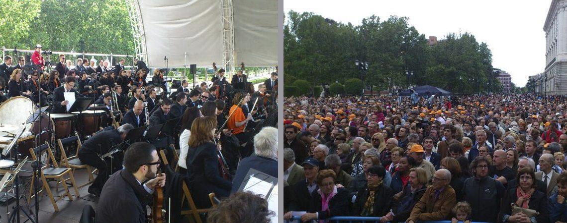 Orquesta y Coro de RTVE: música en la plaza