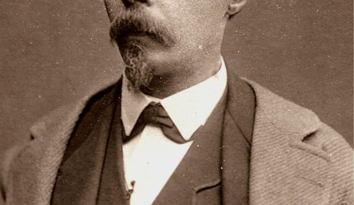 Dirigir despeinándose, I: retrato de Hans von Bülow