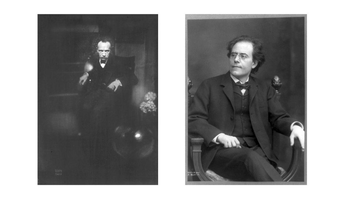 Dirigir despeinándose, II: Strauss, Mahler, New York
