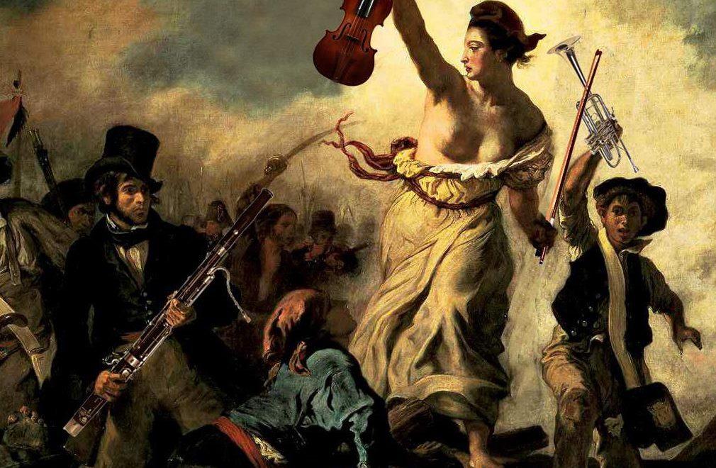 Las orquestas se defienden
