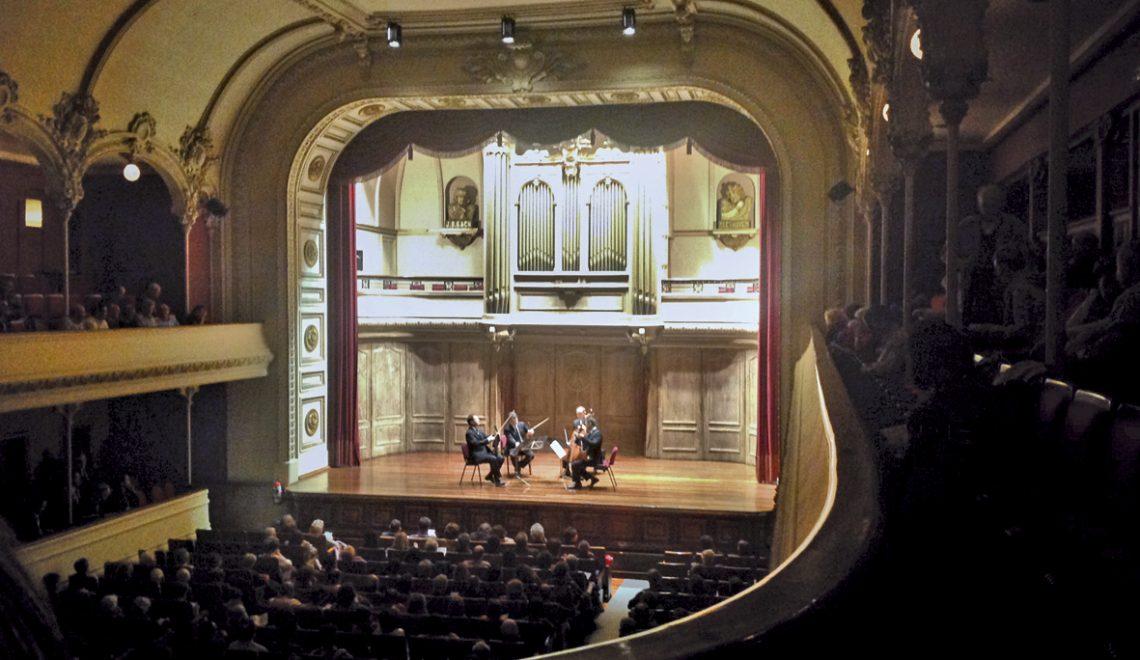 Shostakovich: cuartetos en el siglo XXI