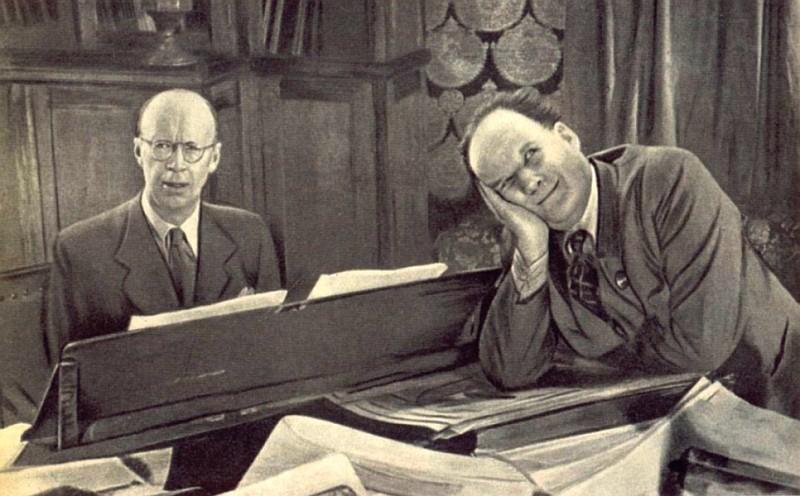 """Peregrinus expectavi"": Eisenstein, Prokofiev, Nevsky"