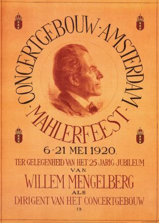 Amsterdam 2020: tercer Mahler Feest