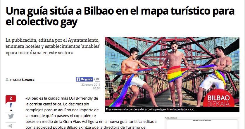 Bilbao LGBT: queda camino