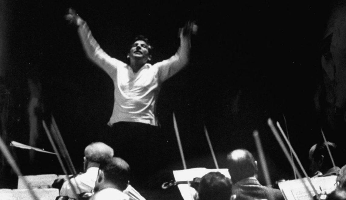 Bernstein: un glorioso eclecticismo