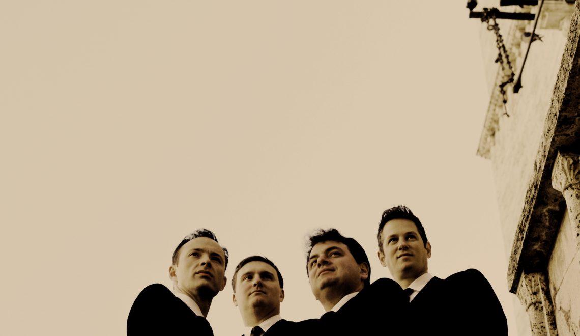 Jerusalem Quartet: felizmente en sus manos