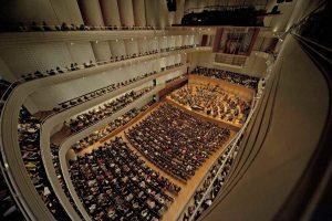 KKL Luzern Concert Hall. Foto: © Georg-Anderhub / Lucerne Festival