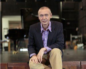 """Ivo Pogorelich tocará el Concierto para piano de Schumann en el ciclo """"Bilbao Puerto de Arte"""". Foto: © Alfonso Batalla"""