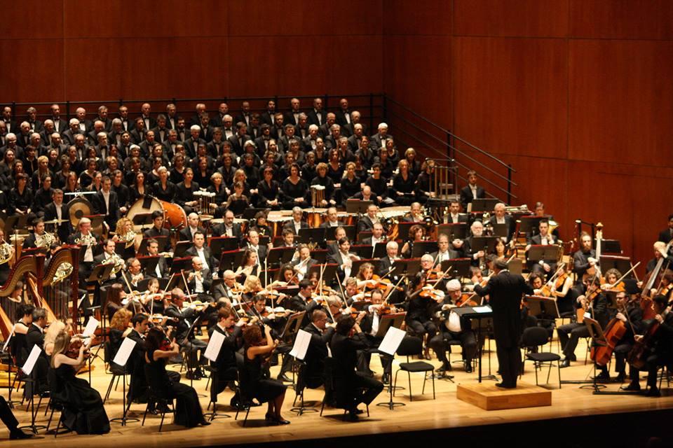 Mahler bulle en una gran Resurrección